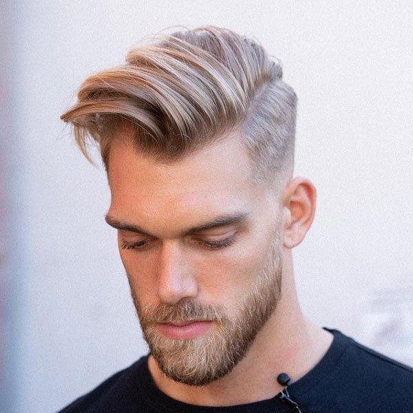 57 Hot Blonde Hairstyles For Men Sexy Blonde Hair Guys