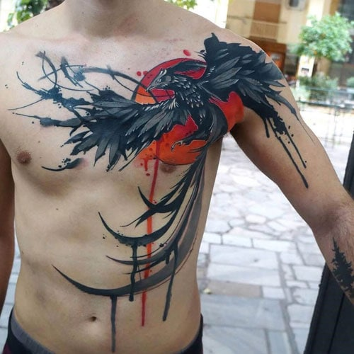 Chest Tattoo Designs
