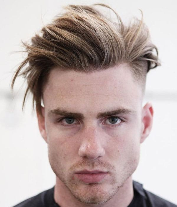 Cool Blonde Hairstyles For Men