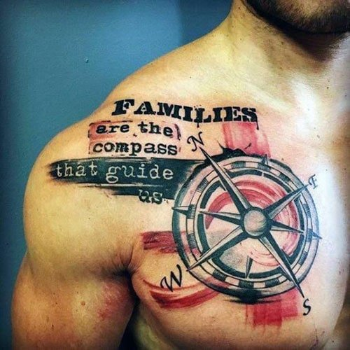 Meaningful Tattoos For Men