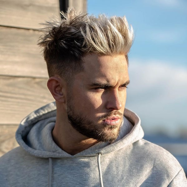 Outstanding 59 Hot Blonde Hairstyles For Men 2020 Styles For Blonde Hair Schematic Wiring Diagrams Phreekkolirunnerswayorg