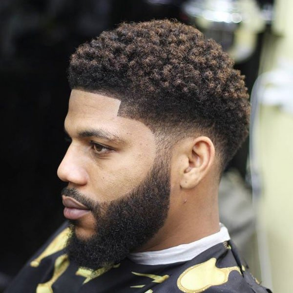 Curly Hair Edge Up