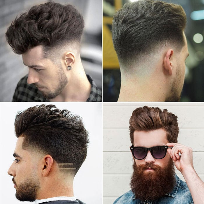 50 Best Blowout Haircuts For Men Cool Blowout Taper Fade Styles 2020