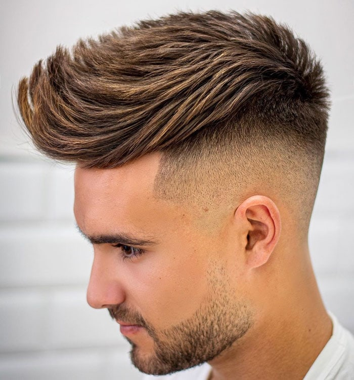 35 Undercut Fade Haircuts Hairstyles For Men 2020 Guide