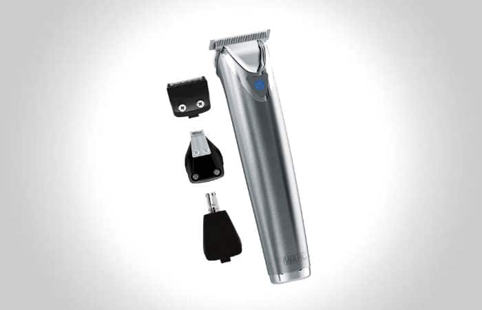 Wahl Stainless Steel Beard Trimmer
