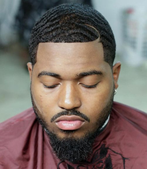 360 Wave Haircuts