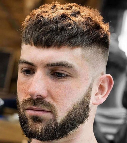 Best Caesar Haircut Ideas For Men