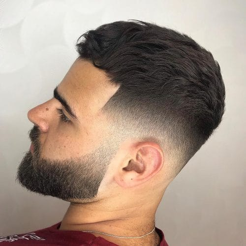 Textured Caesar Cut