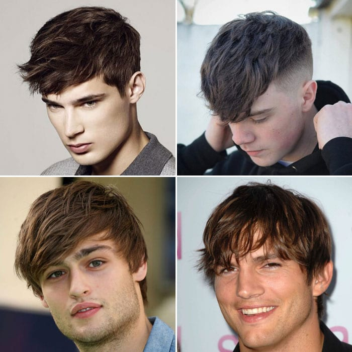 Men's Fringe Hairstyles