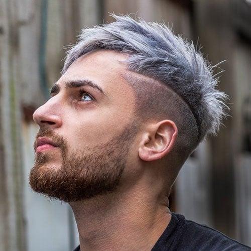 Bald Cut Fade