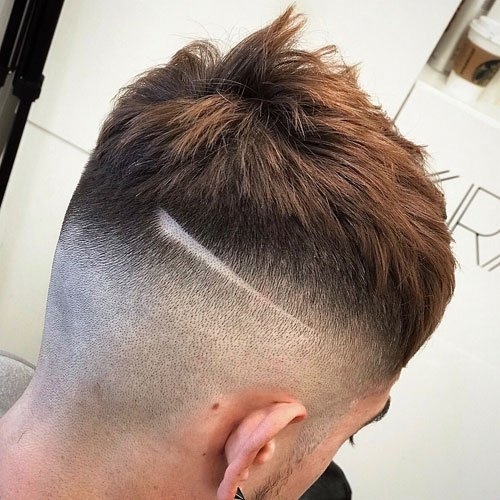 Bald Cut