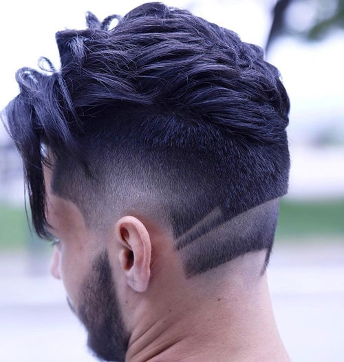 Bald Fade Haircut Designs