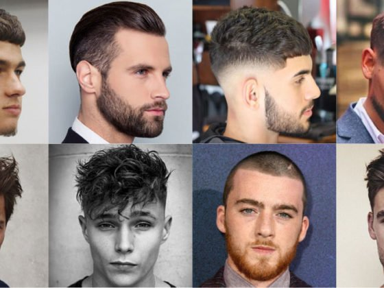 Best Hairstyles For Men with Big Foreheads