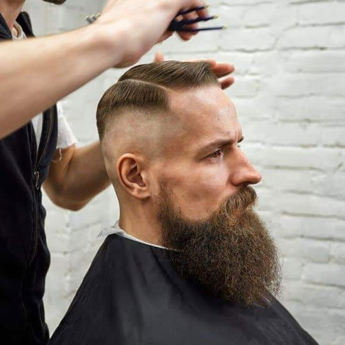 How To Cut A Bald Fade