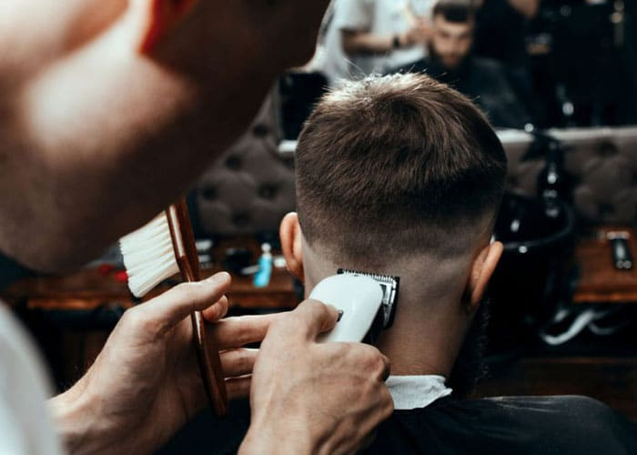 How To Cut Back of Hair Men