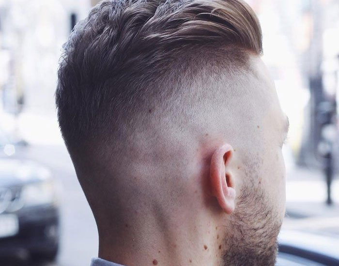 How To Cut The Back of Your Hair Men