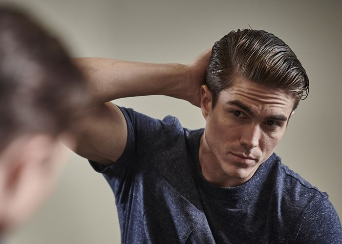 How To Style Men's Hair