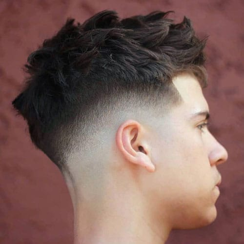 Low Bald Fade