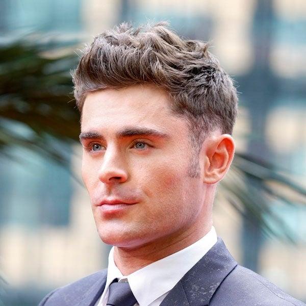 Sideburn length mens Mens Hairstyles