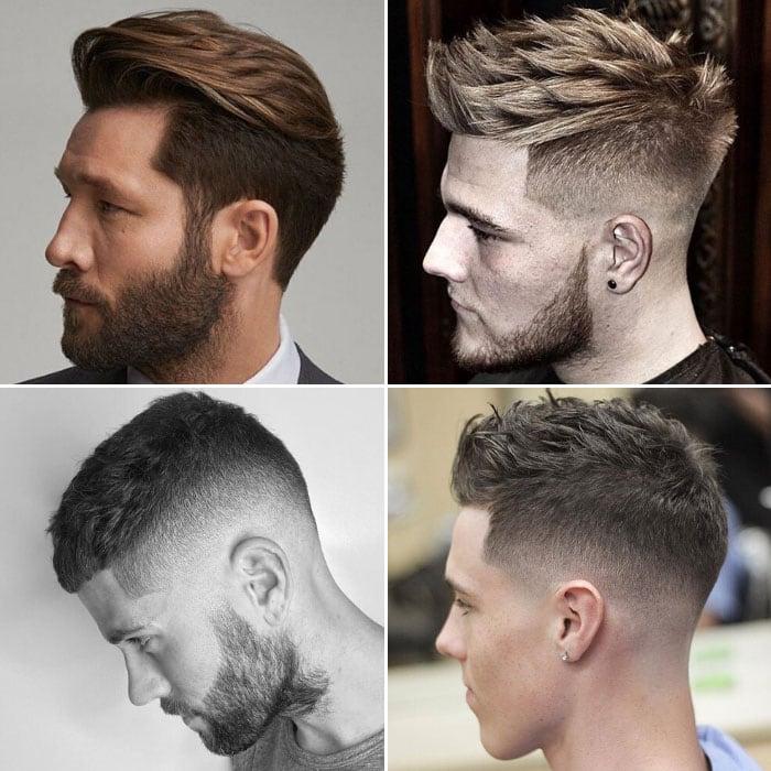 Sideburn Styles