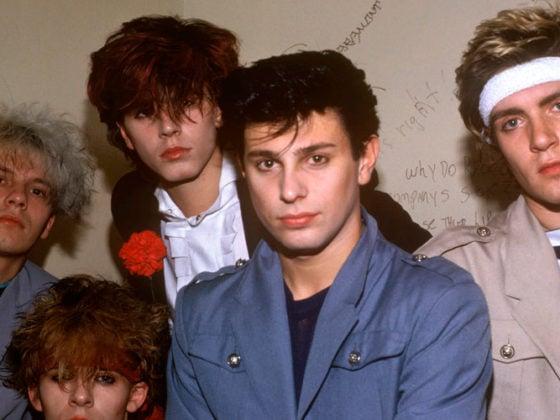 80s Hair Men