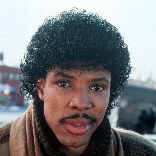 80s Jheri Curls