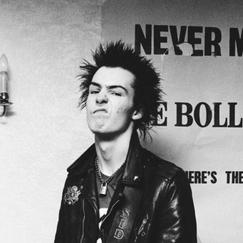 80s Punk Hair Men