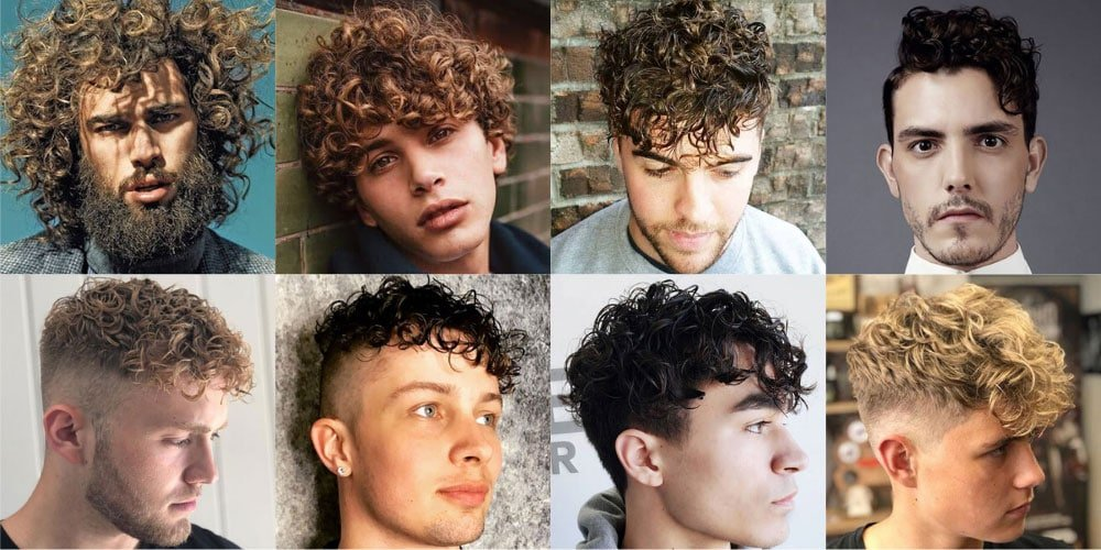 37 Sexy Perm Hairstyles For Men 2021 Perm Styles