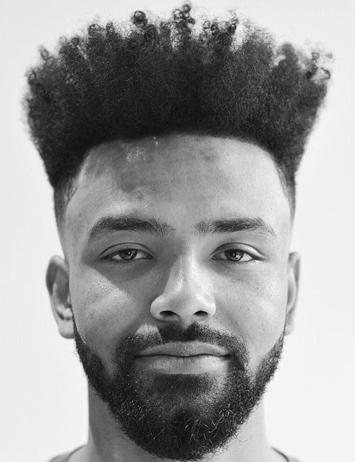 High Top Fade Twist Men