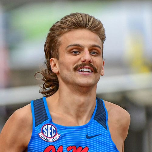 Mullet and Mustache