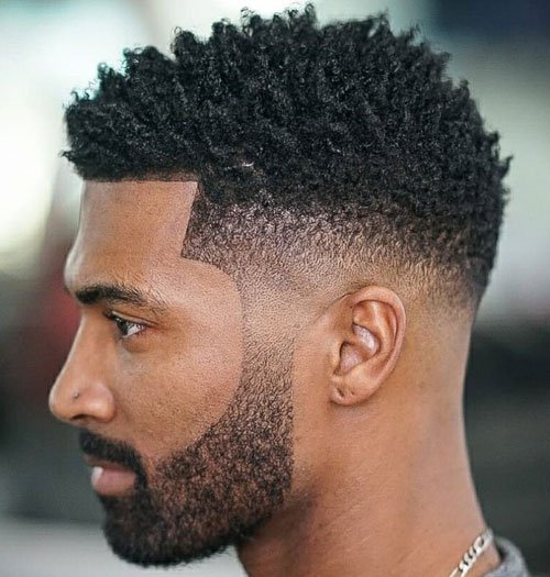 Short Twist Hairstyles Men