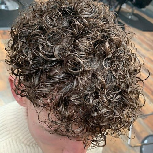 Tight Perm Men