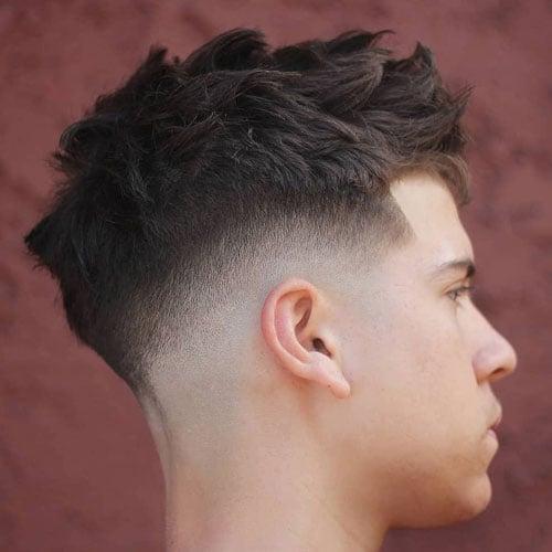 Top Low Cut Fade Haircuts