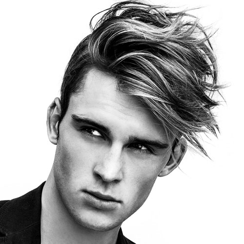 Best Side Swept Hairstyles For Guys