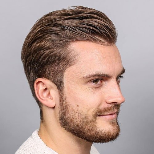 Haircuts For Men with Thinning Hair
