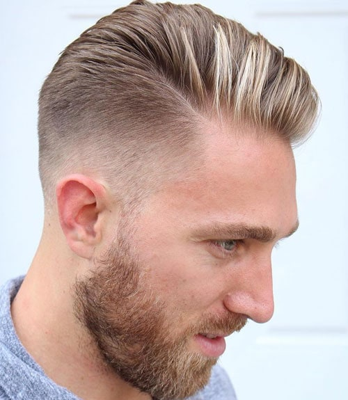 Hairstyles For Balding Receding Hairline