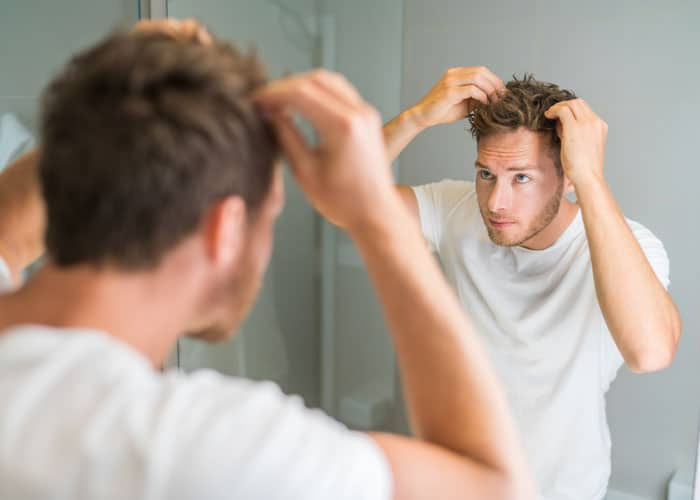 Men's Hair Products For Thinning Hair