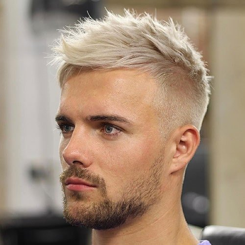 Short Hairstyles For Balding Men