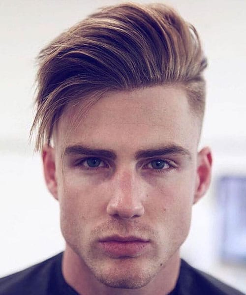35 Best Side Swept Hairstyles For Men 2020 Haircut Styles