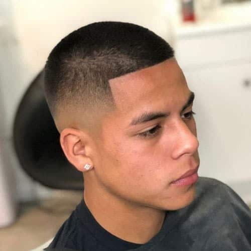 Classic Edgar Haircut