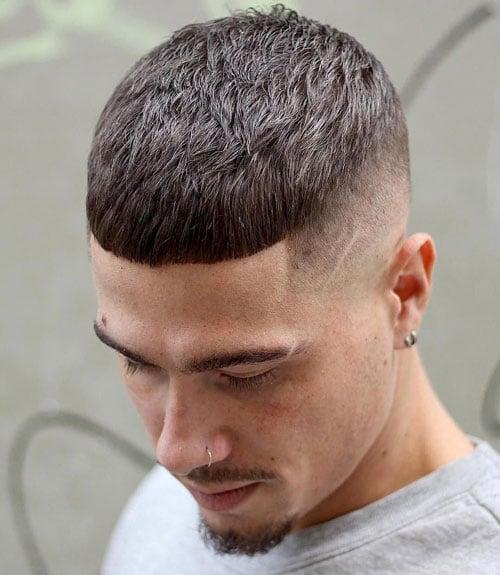 Edgar Haircut Bald Fade
