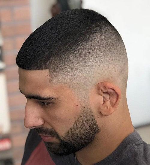 High And Tight Edgar Haircut