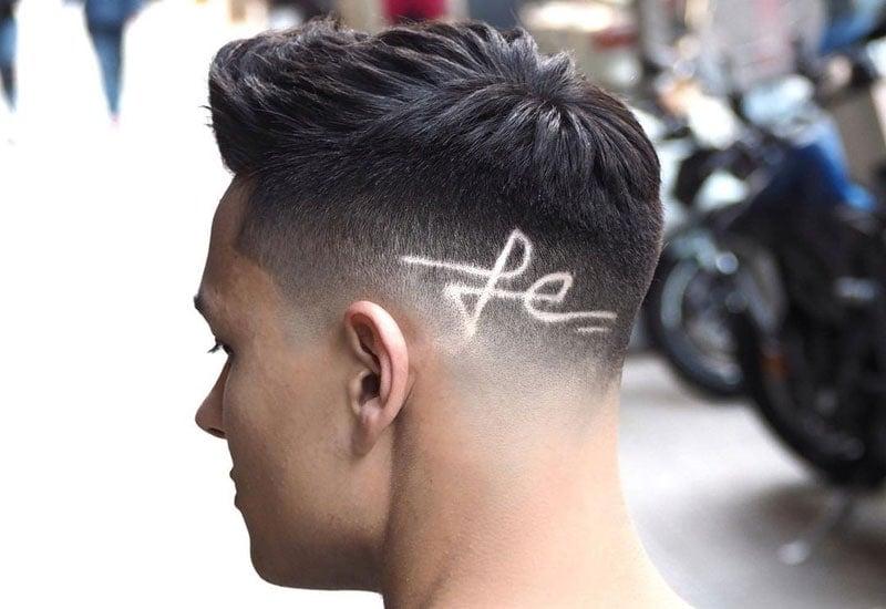DIY Fade Haircut