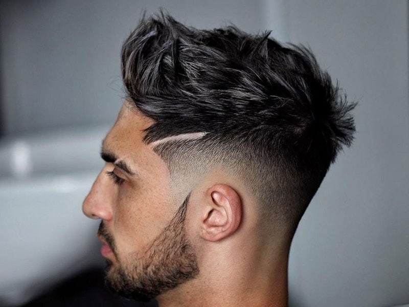 How To Cut A Fade with Clippers At Home