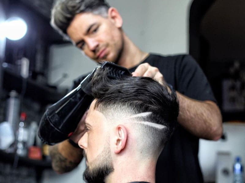 How To Do A Fade At Home