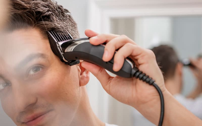 How To Do A Fade with Clippers