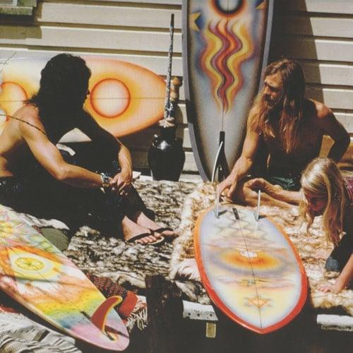 70s Surfer Hair Men