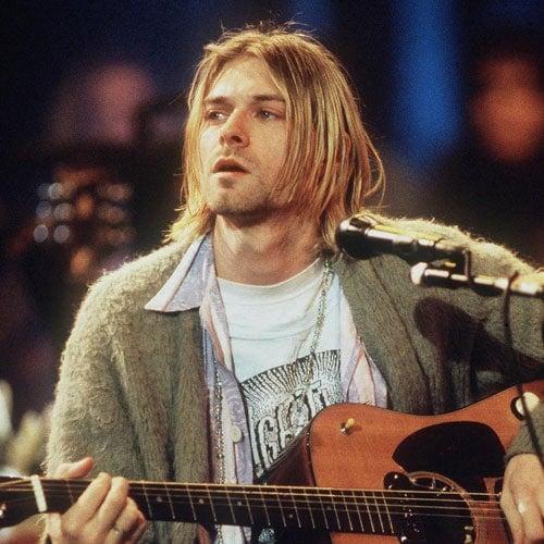 90s Grunge Hairstyles Men
