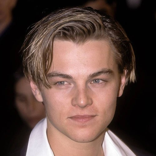 90s Heartthrob Hairstyle
