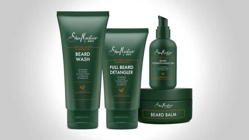 Shea Moisture Beard Kit
